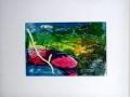 COURANT MARIN - 16 x 20 - MONOTYPE - 100.00$