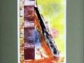 LE SAVOIR - 16 x 20 - MONOTYPE - 100.00$