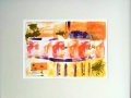 PAGODE - 16 x 20 - MONOTYPE - 100.00$