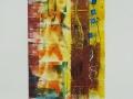 TWILIGHT ZONE - 15 x 22 - MONOTYPE - 100.00$
